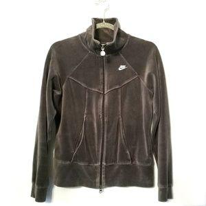 Nike Velour Travk Jacket